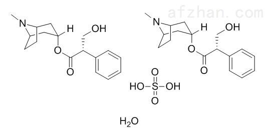 硫酸天仙子胺水合物