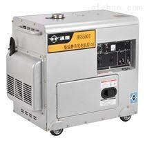 进口柴油5KW静音220V发电机