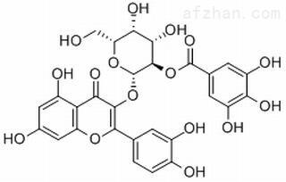 """2""""-O-没食子酰基金丝桃苷"""