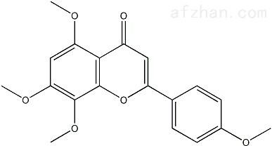 4',5,7,8-四甲氧基黄酮