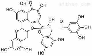 茶黄素-3'-没食子酸酯