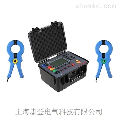ES3002双钳接地电阻测试仪(多功能型)