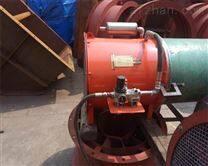小型矿用FQNO2.5气动压入式通风机