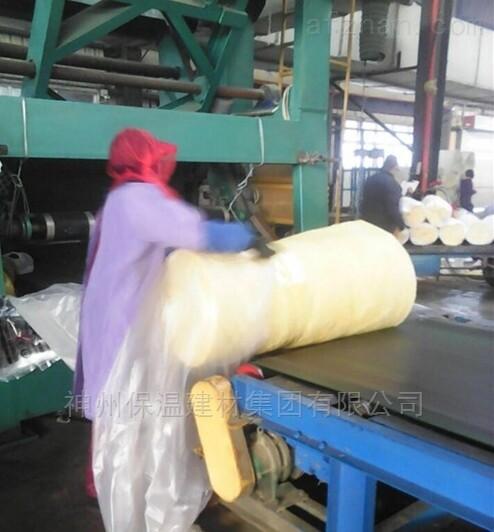 简介高温离心玻璃棉棉毡的用途不燃超细棉