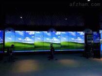 创新维福州黑牛哥46寸液晶拼接屏显示设备