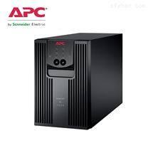 APC UPS不间断电源 1KVA标机内置电池