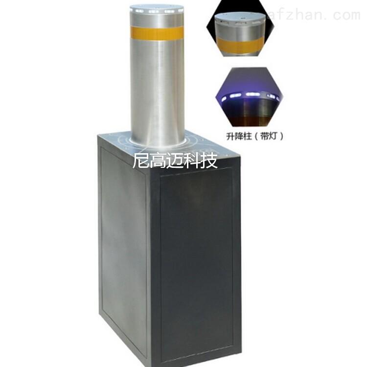 LED灯液压式地面升降柱厂家