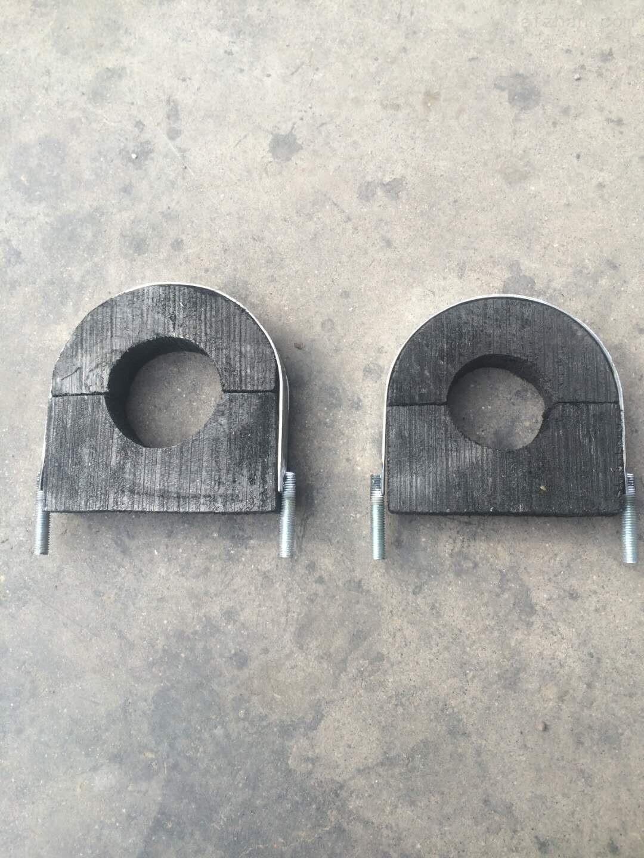 空调管道木托安装尺寸