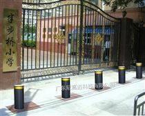 校园安全防护挡车路桩,220直径升缩止车柱子