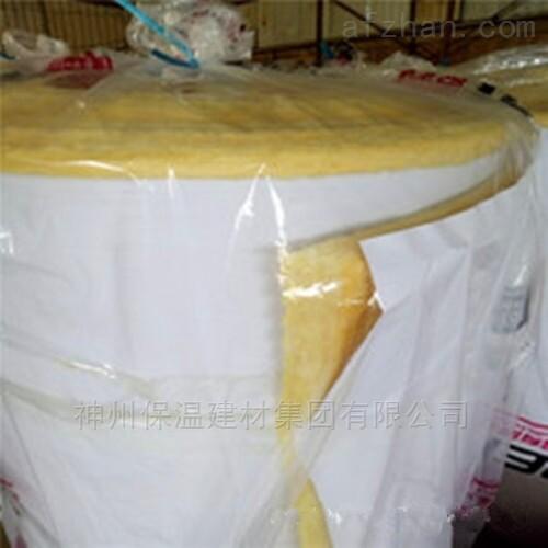 聚丙烯白膜贴面超细玻璃棉毡 货真价实
