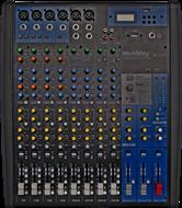 MOTIVITY动力MA系列调音台MA161,MA1410-F