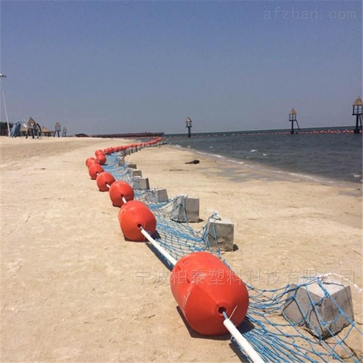 海边水深警示浮标 浴场区域浮筒