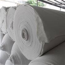 白色无纺长丝透水土工布规格表