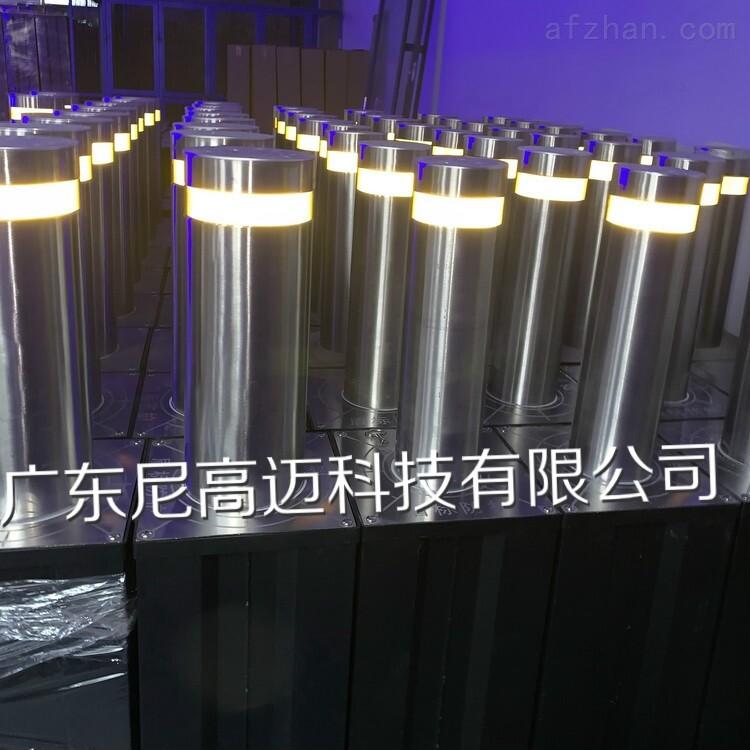 219直径液压电动地埋升降阻车柱