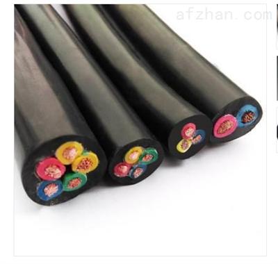 YCW3*4+1*2.5耐油污重型橡胶软电缆