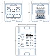 ADW400-D10/3S丝瓜视下载app污環保用電監測模塊