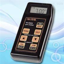M380407便携式酸度计 型号:HI8424 库号:M275211