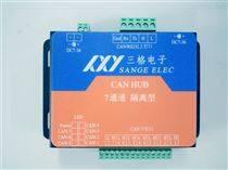 三格電子CAN集線器