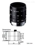 理光200萬像素2/3英寸25mm工業鏡頭