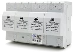 供应地凯模块式电源防雷器(10/350μs)SPD