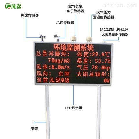 在线负氧离子监测系统价格