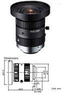 理光200萬像素1/2英寸5mm工業鏡頭