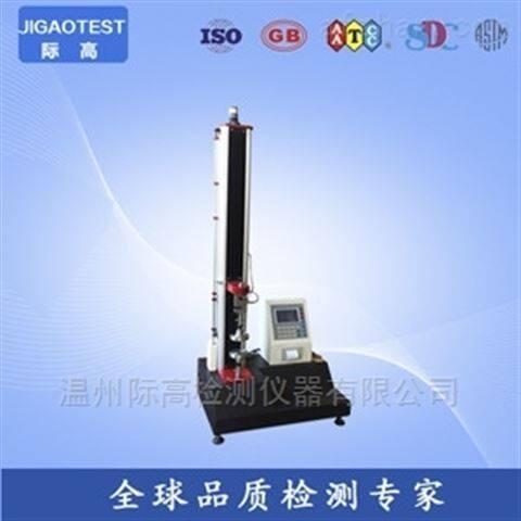 塑料排水带芯带压屈强度检测仪