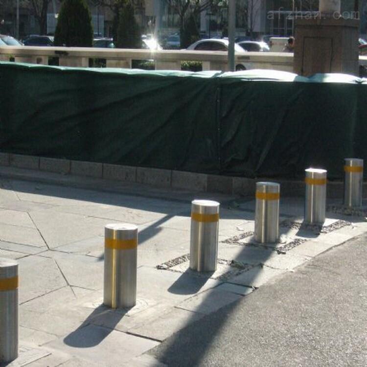 电动伸缩立柱 不锈钢升降路桩