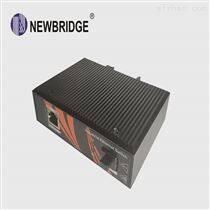 南方新桥 工业级收发器 百兆单纤单模