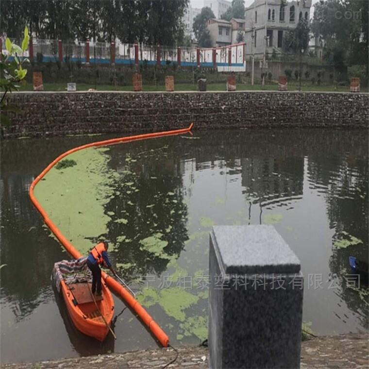 河道拦污带拦污漂浮筒