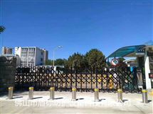 DB公园道路不锈钢可活动升降地柱 防撞桩