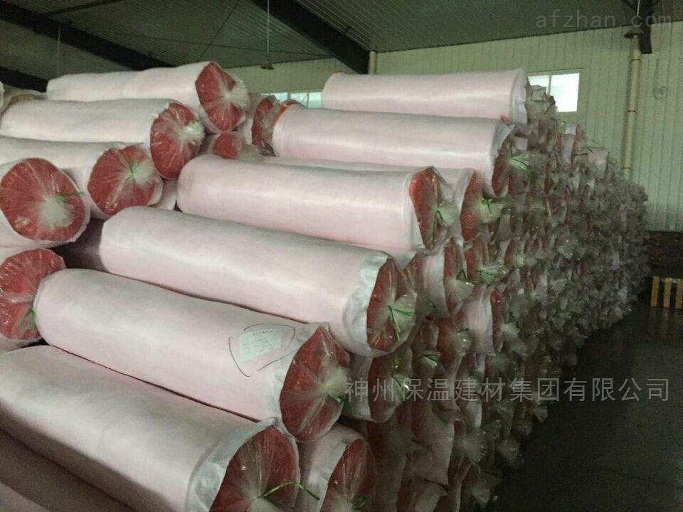 5-10厘米*神州玻璃棉卷毡*10kg生产厂家
