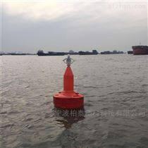 核心水域禁止通航界标