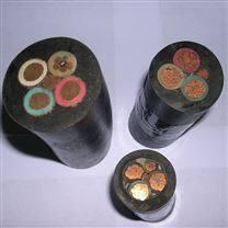 MY煤矿移动橡套电缆3*70+1*25-380V软电缆