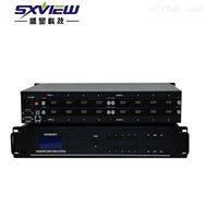 合肥8進8出HDMI高清音視頻矩陣自帶獨立音頻