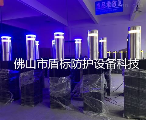 北京安全防护升降柱电动升降庄不锈钢隔离桩