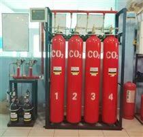 高压二氧化碳气体灭火系统自动灭火设备