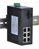 1光6电百兆工业级非网管交换机