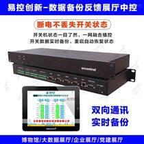 BEC-AD6995系列C语言双向备份中控制系统