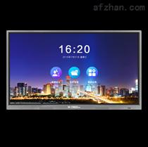 无线投屏会简单65英寸会议智能平板