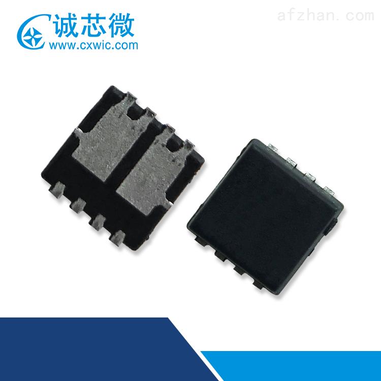 单N mos管RUH4040M2应用在车充PD快充方案