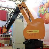 二手上海沃迪搬运工业机器人码垛大米机械手