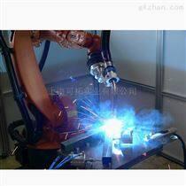 焊接機器人氣保氬弧焊自行車架焊接 機械臂