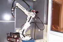 二手工業機器人日本OTC焊接自行車架機械臂