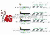 4G无线IP网络广播功放