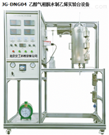 乙醇氣相脫水制乙烯實驗臺設備