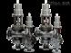 【中国总代理】Burocco气动开关阀/截流阀VPFL-FLUNIPN10/16-DN15-200