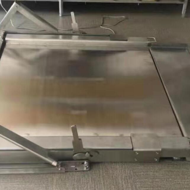 可冲洗不锈钢多功能防爆电子地磅