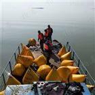 入海口湿地保护区界标 聚乙烯塑料航标