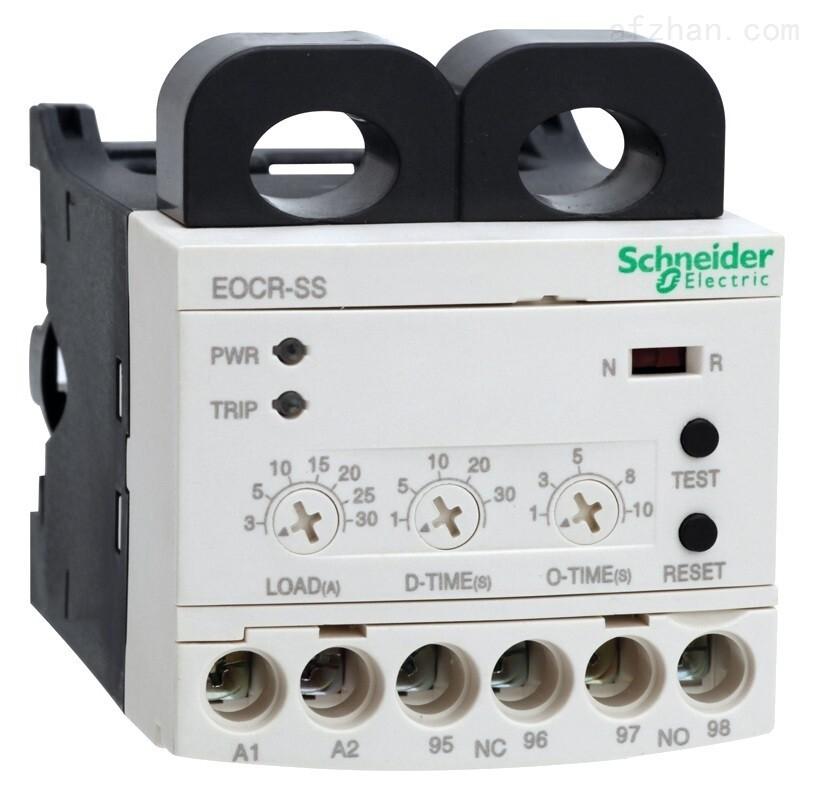 施耐德EOCRSS-D1W电机保护器